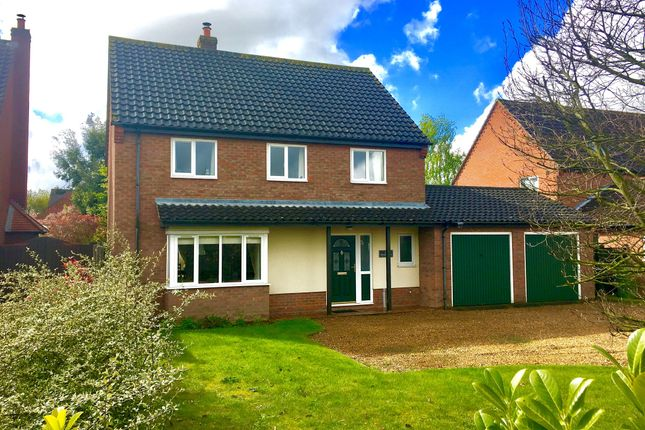 Thumbnail Detached house for sale in May Villas, Norwich Road, Dereham