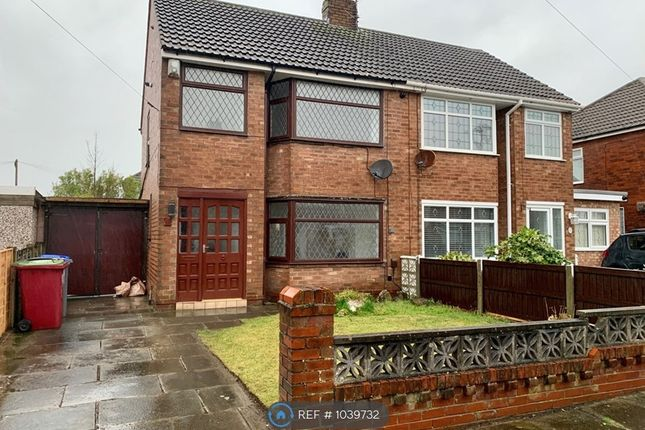 3 bed semi-detached house to rent in Ainsdale Avenue, Blackpool FY2