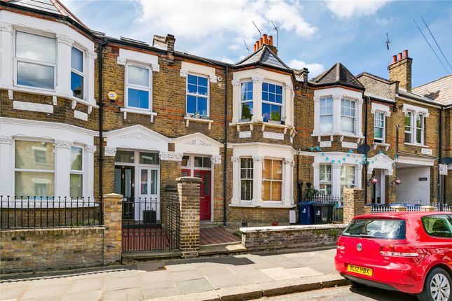 Thumbnail Maisonette for sale in Beaumont Road, London
