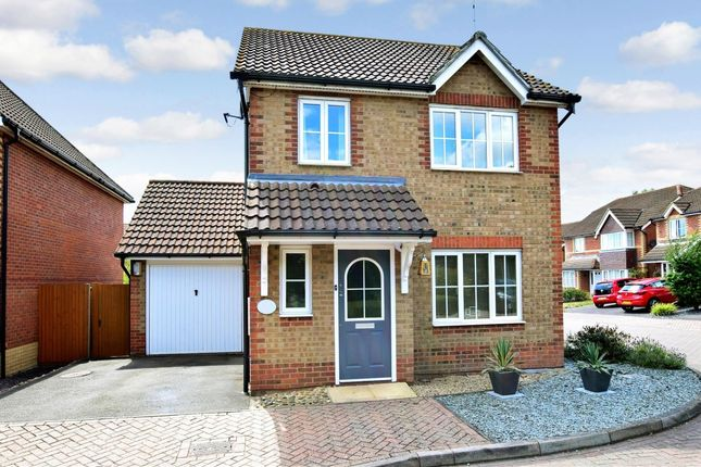 Thumbnail Detached house to rent in Beatrice Hills Close, Kennington, Ashford