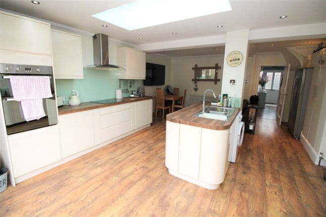 Thumbnail Semi-detached house for sale in Ravenswood Close, Collier Row