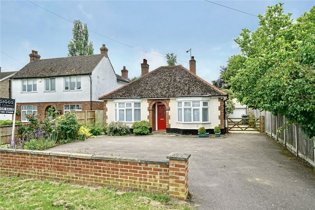 Thumbnail Detached house for sale in Bushmead Road, Eaton Socon, St Neots