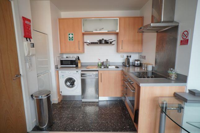 Kitchen  of Weaver Street, Chester CH1