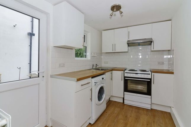 Thumbnail 2 bed terraced house to rent in Newland Road, Broadwater, Worthing