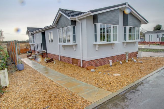 Thumbnail Bungalow for sale in The Drove, Bedwell Park, Witchford, Ely