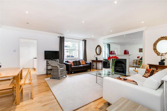 Thumbnail Flat to rent in Lansdowne Crescent, Notting Hill, London