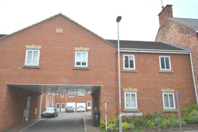 Thumbnail Flat to rent in Fitzwilliam Court, Rushden