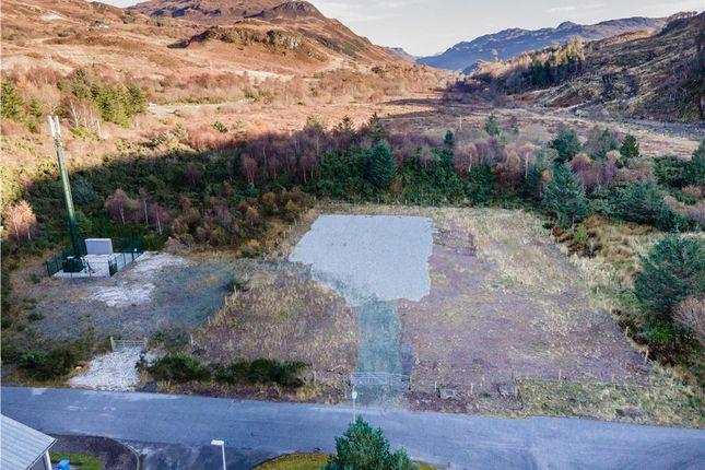 Thumbnail Land for sale in Site 4, Lochalsh Business Park, Auchtertyre, Kyle
