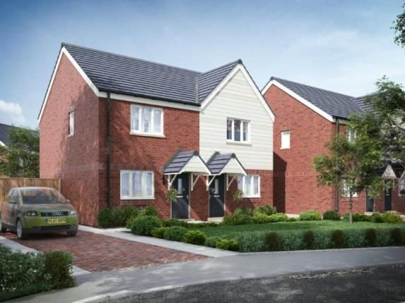 Thumbnail Property for sale in Danesmore Pastures Russell Close, Wolverhampton, West Midlands