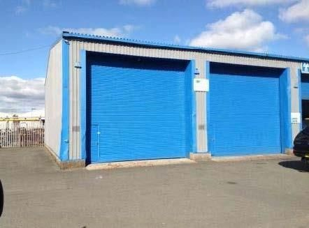 Industrial to let in Cwmbach Industrial Estate, Cwmbach, Aberdare