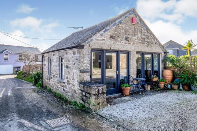 Thumbnail Detached house for sale in Perranuthnoe, Penzance, Cornwall
