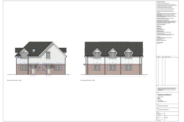 Town house for sale in Western Road, Branksome Park, Poole