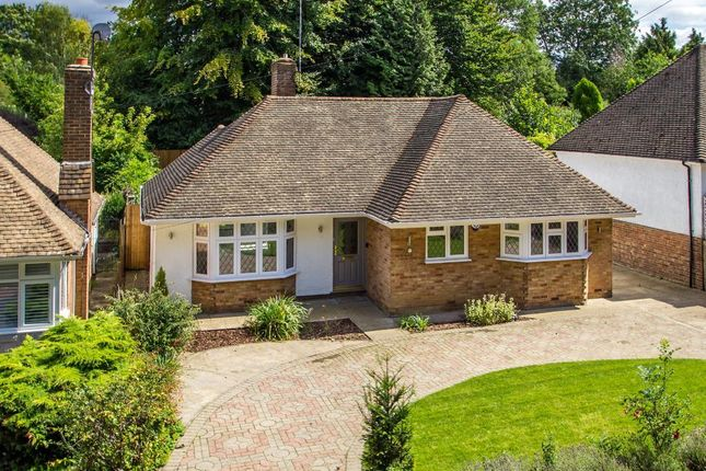 Thumbnail Detached bungalow for sale in Moir Close, Sanderstead, Croydon