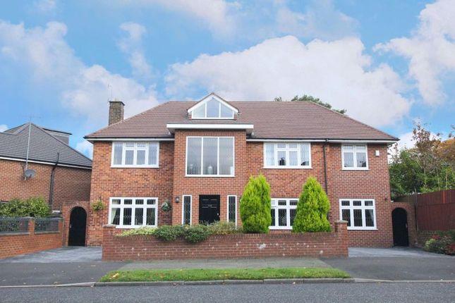 Thumbnail Detached house for sale in Druids Cross Road, Liverpool, Calderstones