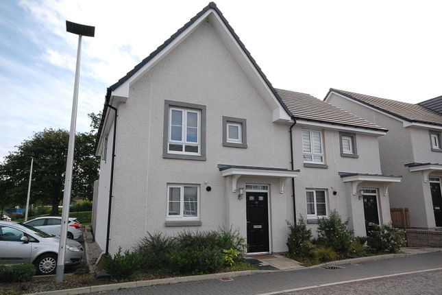 Thumbnail Semi-detached house to rent in Burnside Walk, Dyce, Aberdeen