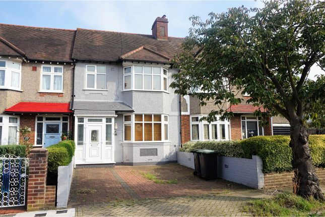 Thumbnail Terraced house for sale in Chelford Road, Bromley
