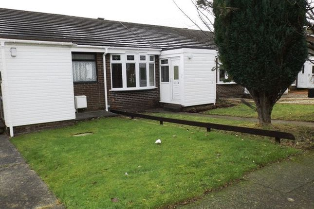 Thumbnail Bungalow for sale in Hazel Grove, Ellington, Morpeth