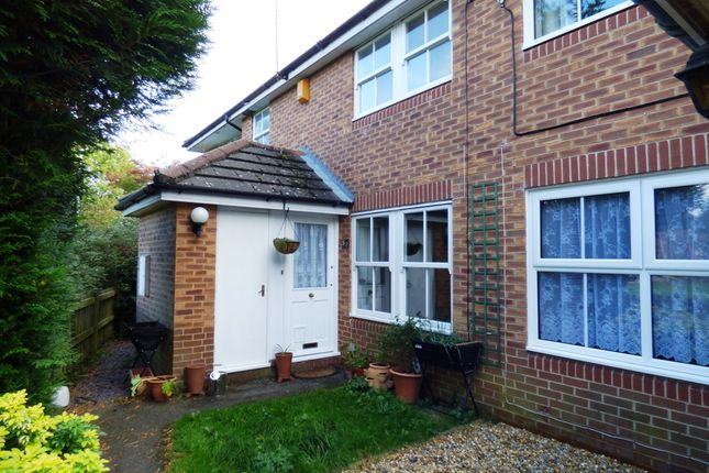 Thumbnail Terraced house to rent in Donaldson Way, Woodley
