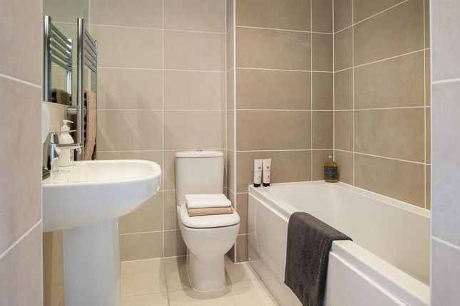 "Bathroom of ""Archford"" at Lowfield Road, Anlaby, Hull HU10"