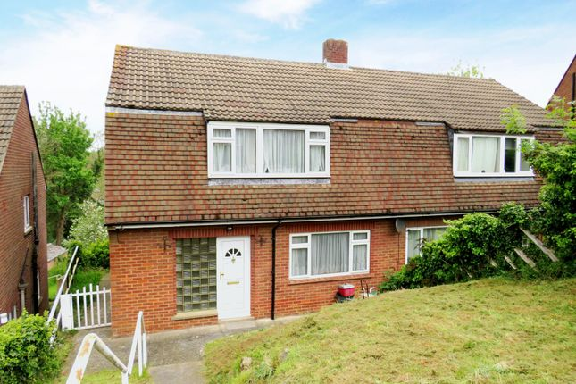 Thumbnail Semi-detached house to rent in Hillary Road, Penenden Heath, Maidstone