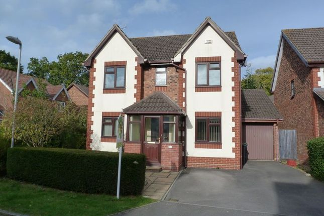 Thumbnail Detached house to rent in Acorn Way, Verwood