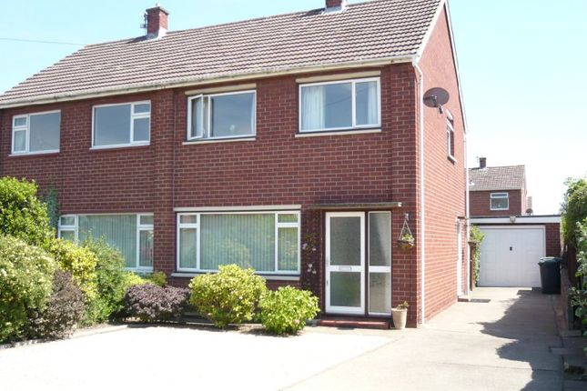 Thumbnail Semi-detached house to rent in Faintree Avenue, Shrewsbury