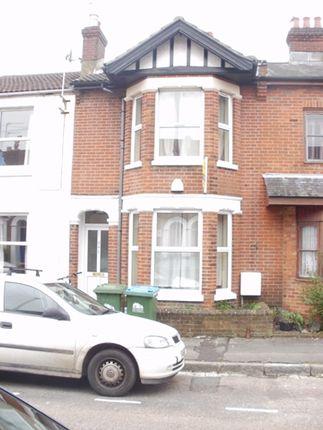 Thumbnail Terraced house to rent in Bath Street, Southampton