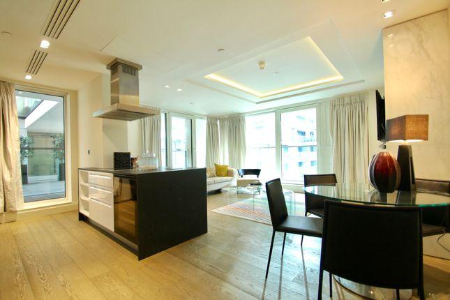 Thumbnail Flat to rent in High Street Kensington, Charles House, Kensington, London