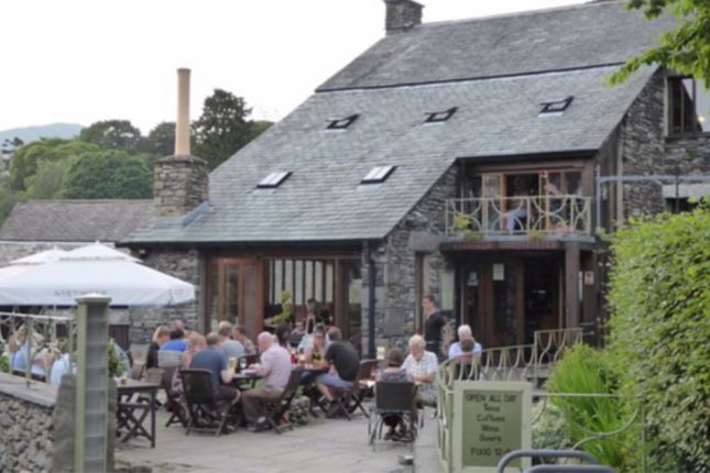 Thumbnail Restaurant/cafe to let in Rydal Road, Ambleside