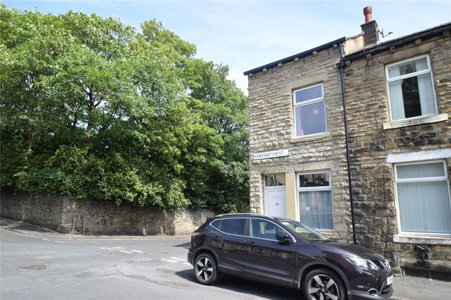 Thumbnail End terrace house for sale in Kensington Street, Keighley, West Yorkshire