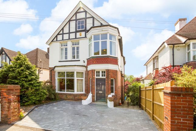 Thumbnail Detached house to rent in Surrenden Road, Brighton