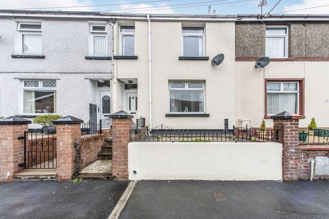 Thumbnail Terraced house for sale in Pleasant View, Aberfan, Merthyr Tydfil
