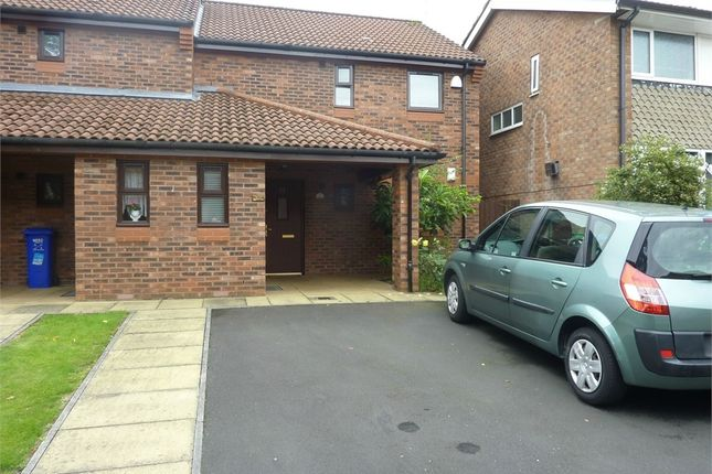 Thumbnail Flat for sale in Moorton Avenue, Burnage, Manchester