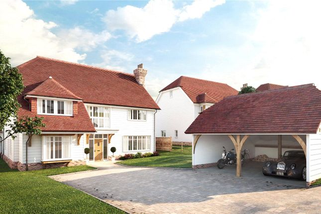 5 bed detached house for sale in Gill Wood, Wadhurst, East Sussex TN5