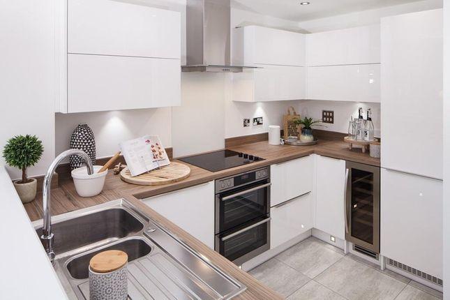 """Kitchen of """"Kingsville"""" at Woodcock Square, Mickleover, Derby DE3"""