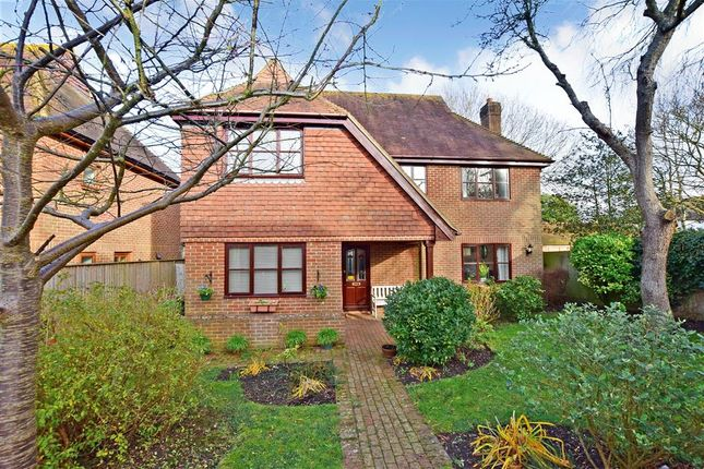Thumbnail Detached house for sale in School Road, Saltwood, Hythe, Kent