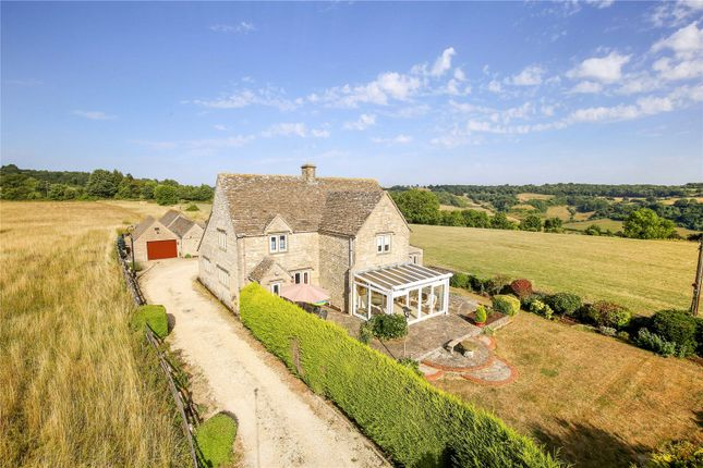Thumbnail Barn conversion for sale in Bowcott, Wotton-Under-Edge, Gloucestershire