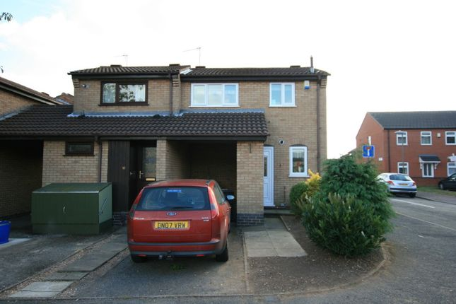 Thumbnail Semi-detached house to rent in Gibb Street, Long Eaton, Nottingham