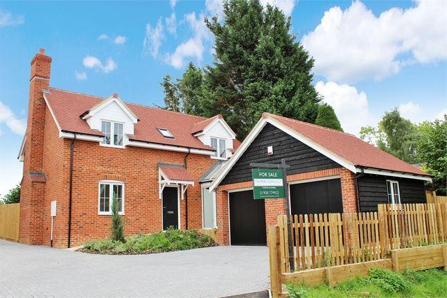 Thumbnail Detached house for sale in Wood End, Little Horwood, Milton Keynes