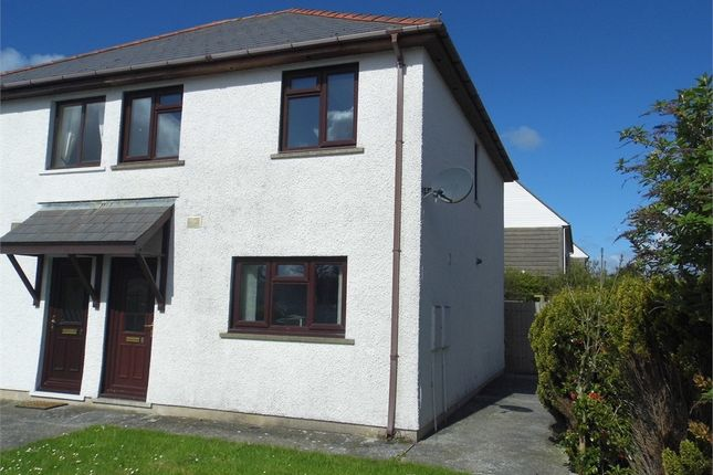Thumbnail Semi-detached house to rent in Fenton Court, Haverfordwest, Pembrokeshire