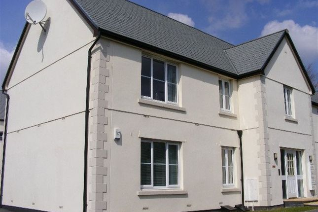 Thumbnail Flat to rent in Doublegates, Trewoon, St. Austell