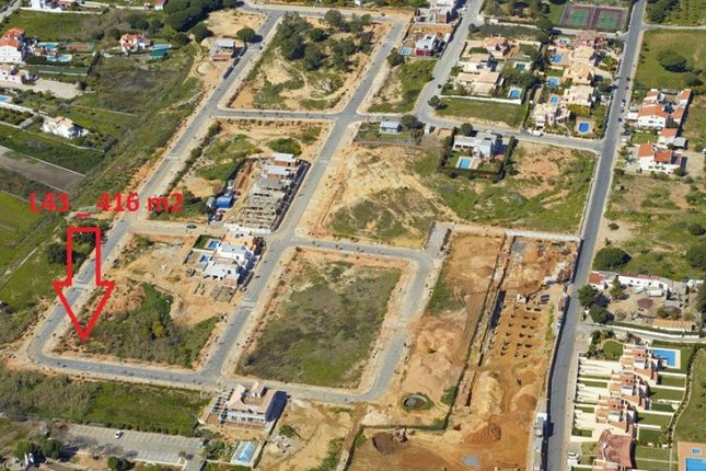 Land for sale in Quarteira, Algarve, Portugal