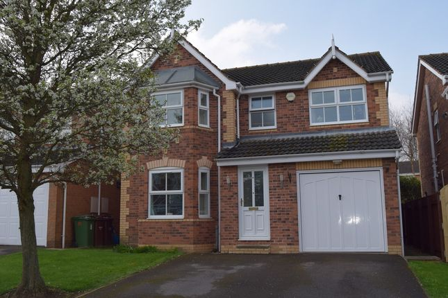 Thumbnail Detached house to rent in Troon Way, Thornes, Wakefield