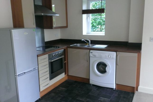 Thumbnail Flat to rent in Heathlea Gardens, Hindley Green, Wigan