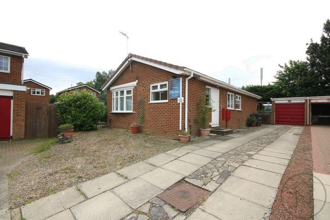 Thumbnail Bungalow for sale in Exeter Drive, Darlington