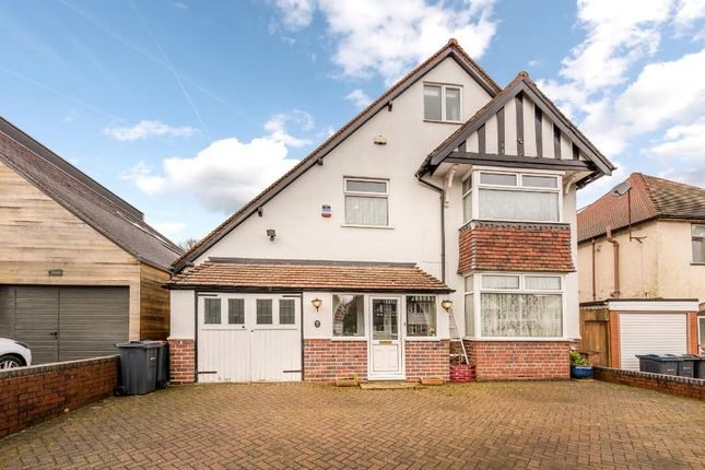 Thumbnail Detached house for sale in Ellesboro Road, Harborne, Birmingham, West Midlands