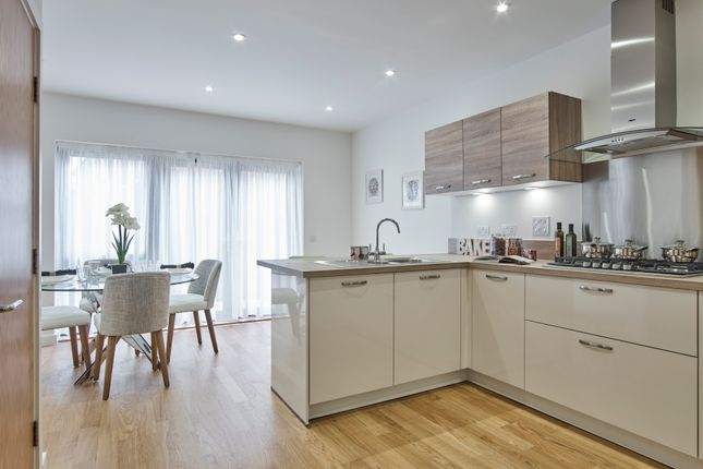 Thumbnail End terrace house for sale in Southall Village, London