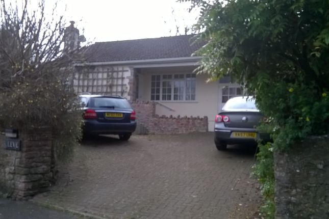 Thumbnail Bungalow to rent in Church Street, Blagdon, Bristol