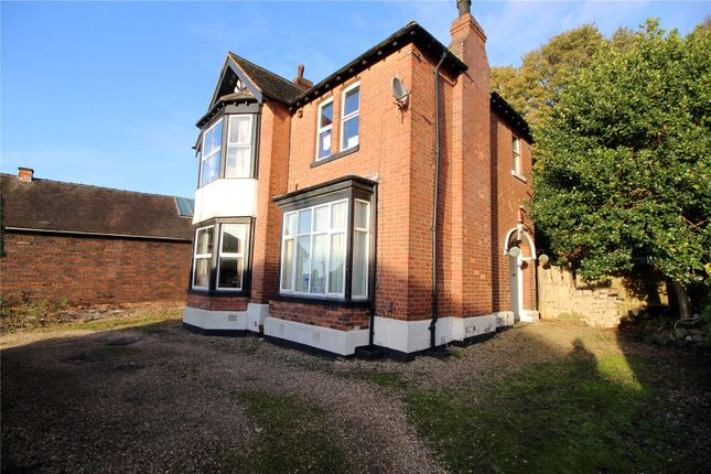 Thumbnail Detached house for sale in Lightwood Road, Lightwood, Stoke-On-Trent