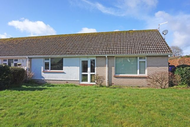 Thumbnail Semi-detached bungalow to rent in Sidford Road, Sidford, Sidmouth